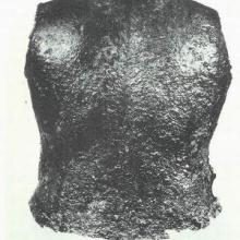 Cuirass backside. Source: Publication about the find