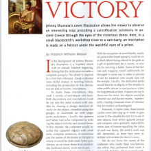 "Article ""Immortalizing Victory"""