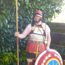 Late Hellenistic Officer